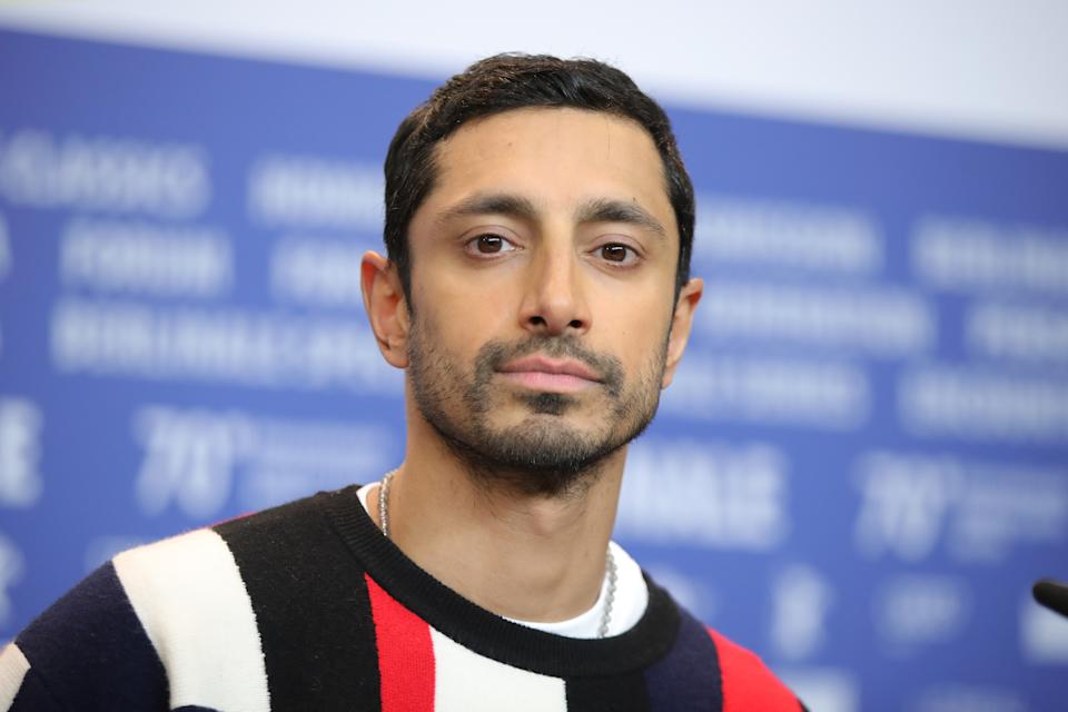 BERLIN, GERMANY - FEBRUARY 21: Riz Ahmed is seen at the