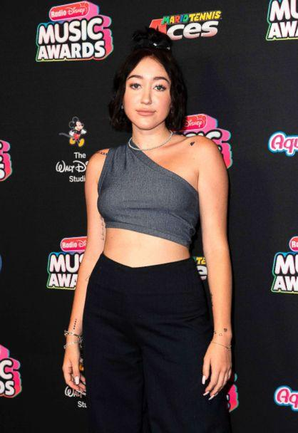 PHOTO: Noah Cyrus attends the 2018 Radio Disney Music Awards at Loews Hollywood Hotel, June 12, 2018, in Hollywood, Calif. (Valerie Macon/AFP/Getty Images)