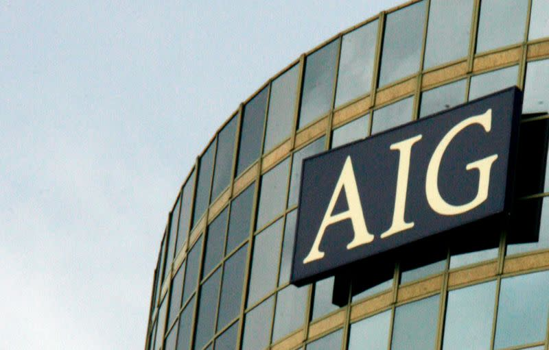AIG's pandemic losses hit $730 million for first half of 2020 - CEO