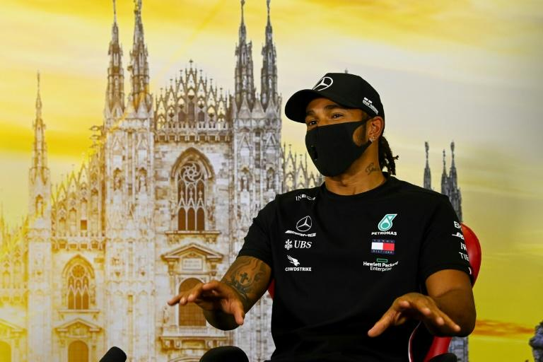 Hamilton admits to 'lonely, difficult days'