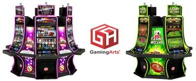 World Premiere of Dice Seeker™ Family of Slot Games and Casino Wizard™ Table Games EGMs Takes Places at Four Domestic Casinos