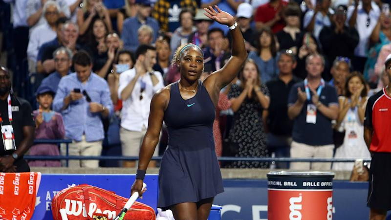 Serena and Osaka to meet for first time since 2018 US Open final