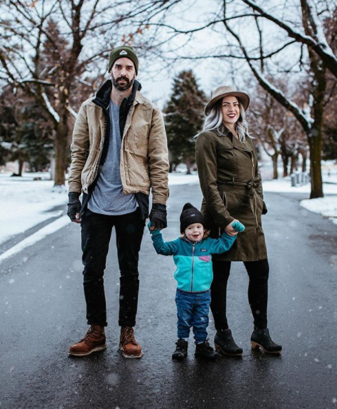 The Utah-based couple have divided the internet with their parenting choices. (Photo: Instagram/raisingzoomer)