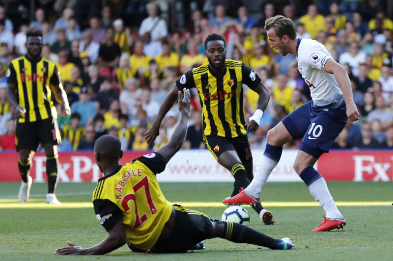 Tottenham deserved 'wake-up call' against Watford - Mauricio Pochettino