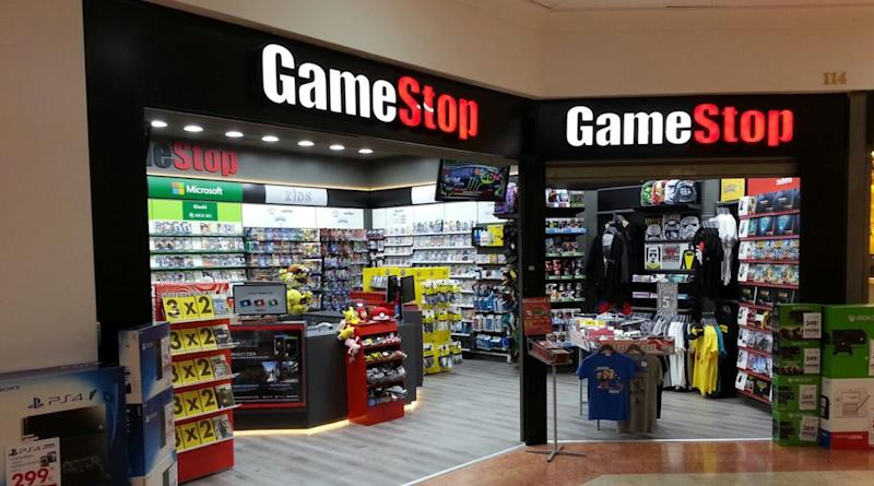 Gamestop Uk