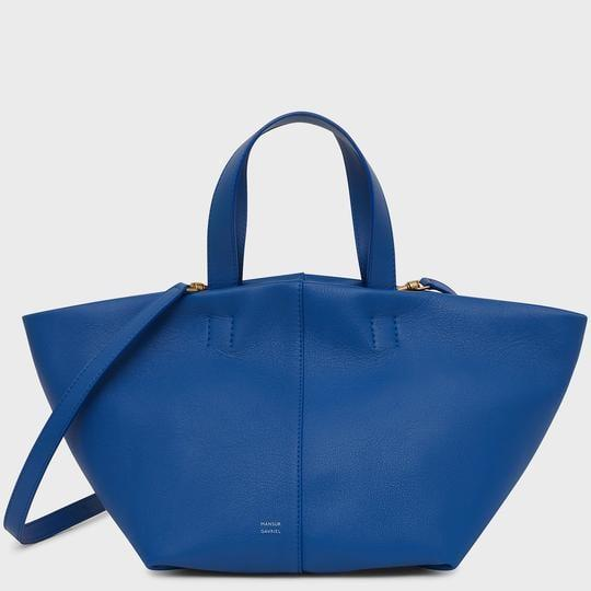 <p>This <span>Mansur Gavriel Tulipano Bag</span> ($695) comes in all sorts of colors.</p>