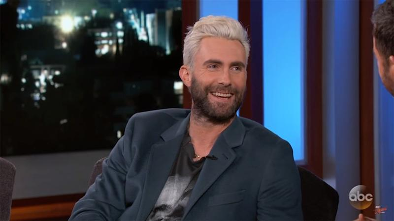 Adam Levine Had a Bathroom Emergency While His Wife Was in Labor – And It's Carson Daly's Fault!