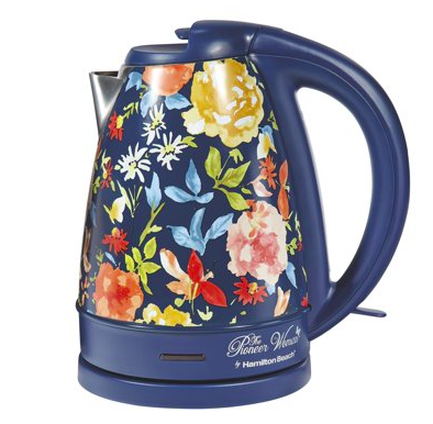 Pioneer Woman 1.7 Liter Electric Kettle (Photo: Walmart)