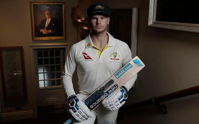 England will be hoping to send Steve Smith back to the famous Lord's Pavilion a bit sooner than they managed in Birmingham - Getty Images Europe