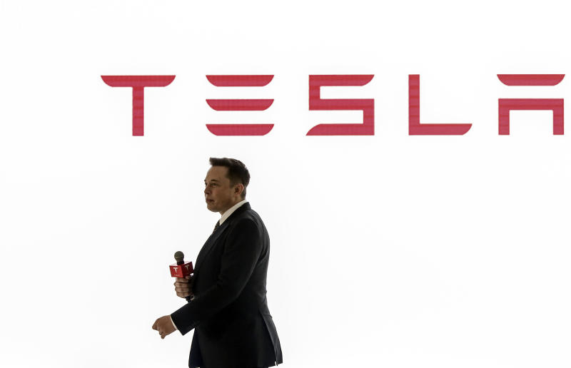After Elon Musk's 'Pedo' Tweet, Tesla Shares Fall 4% as Some Investors Worry About His Erratic Behavior