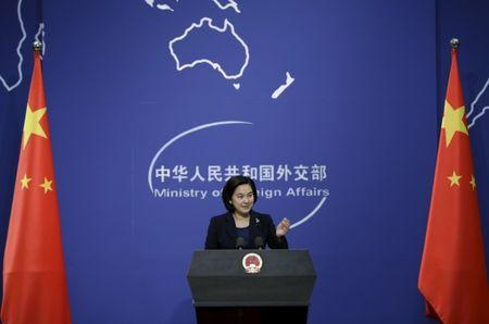 China Blasts US 'Blind Use of Unilateral Sanctions' Versus Iran
