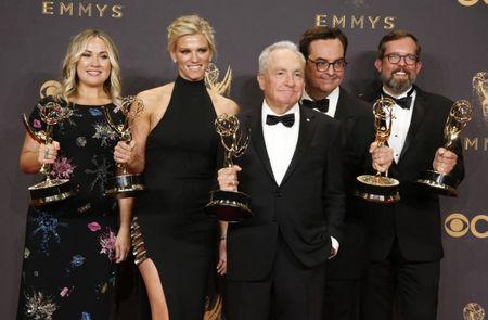 "Representantes do ""Saturday Night Live"" ganham prêmios Emmy"
