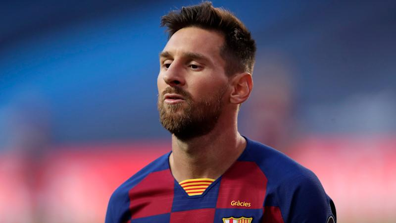 Messi leaving Barcelona hurts LaLiga, says ex-Madrid president