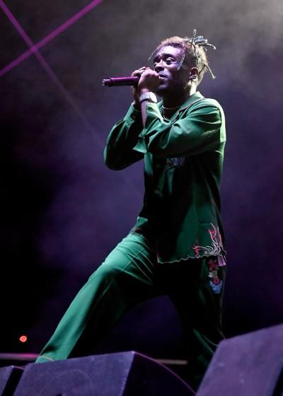 Lil Uzi Vert Scores His First Platinum Single