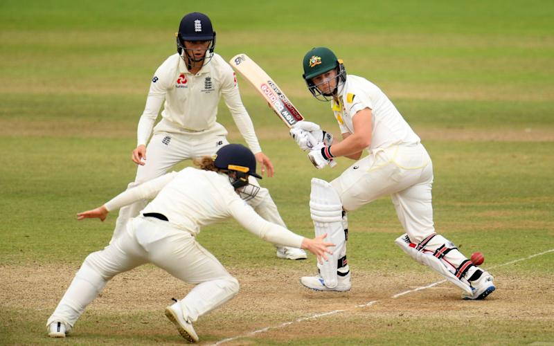 A draw for Australia was enough for them to retain the Ashes - Getty Images Europe