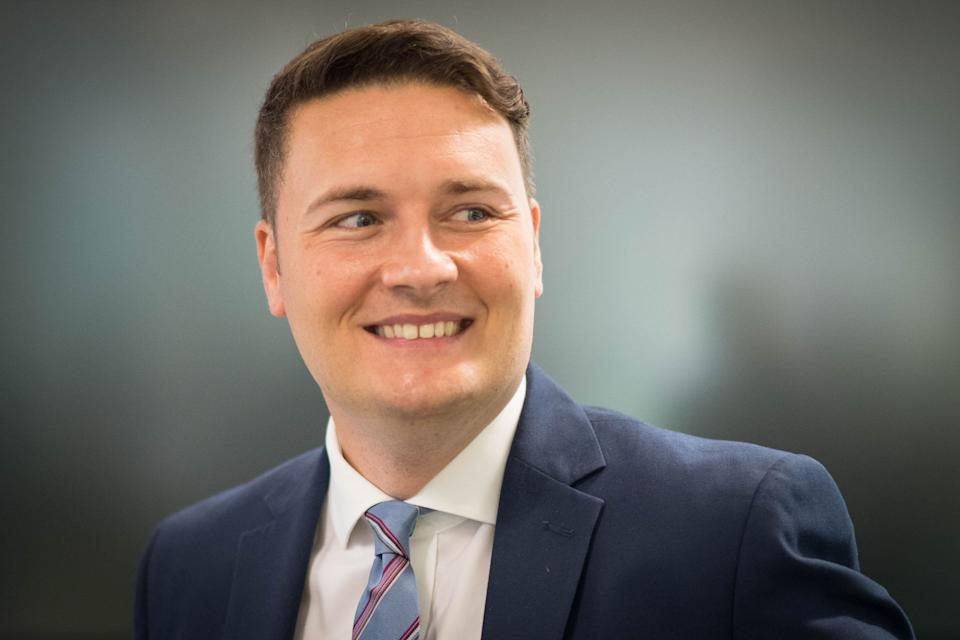 Labour's shadow schools minister Wes Streeting could be in line for a promotion (Photo: Stefan Rousseau - PA Images via Getty Images)