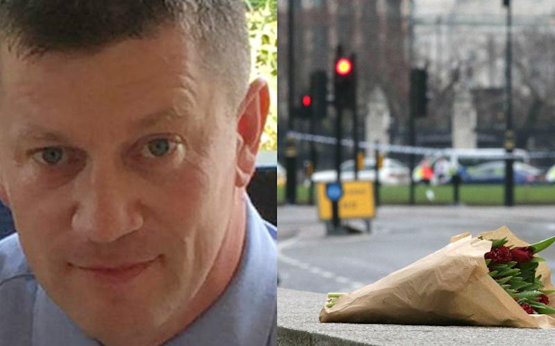 Keith Palmer was killed in Westminster