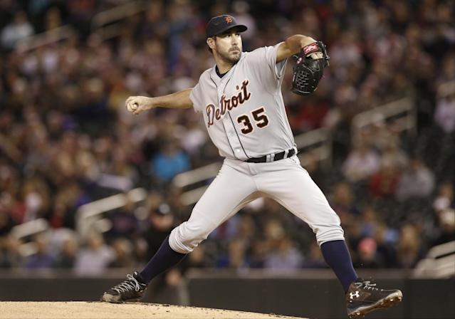 Justin Verlander returned to Cy Young form in 2016. Will he win another? (AP)