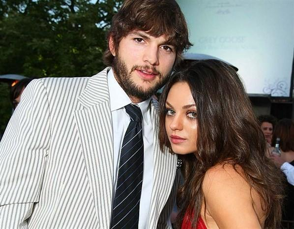 Ashton Kutcher and Mila Kunis Couldn't Stand Working Together on That 70's Show