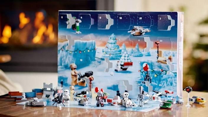 This Lego Star Wars Advent calendar is one of the hottest toys of the season.