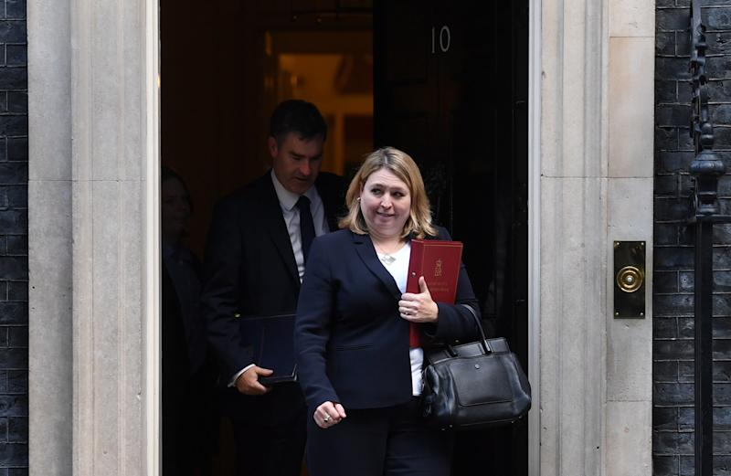 Karen Bradley has warned that a no-deal Brexit would create a