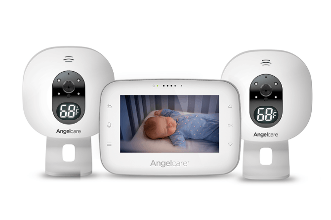 Baby monitors in Singapore - Angelcare AC310-2 Baby Monitor