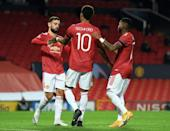 Manchester United stay in control of Group H after beating Istanbul Basaksehir at Old Trafford