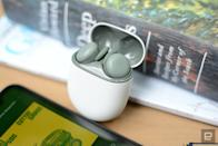<p>Google's latest true wireless earbuds are a $99 version of the Pixel Buds it debuted in 2020. Surprisingly, the company kept nearly all of the features that made those buds such a good option for users who prefer Google Assistant. The company did nix the on-board volume controls and Adaptive Sound is still no replacement for ANC, but there's a lot to like here for the price.</p>
