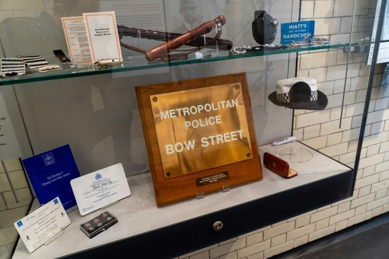 The museum chronicles the inception of modern policing from Bow Street, complete with exhibits like a 19th century lantern and a replica Runners' blue uniform