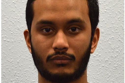 Jabed Hussain, 22, who lived in Acton, has been jailed for nine years: Met Police