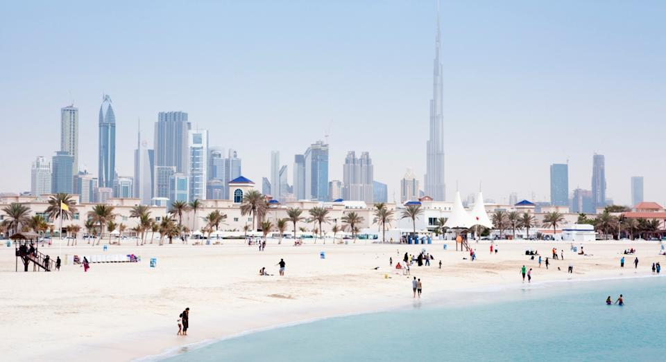 Dubai tops Skyscanner's list as the most popular spot for a foreign holiday this summer (Getty)