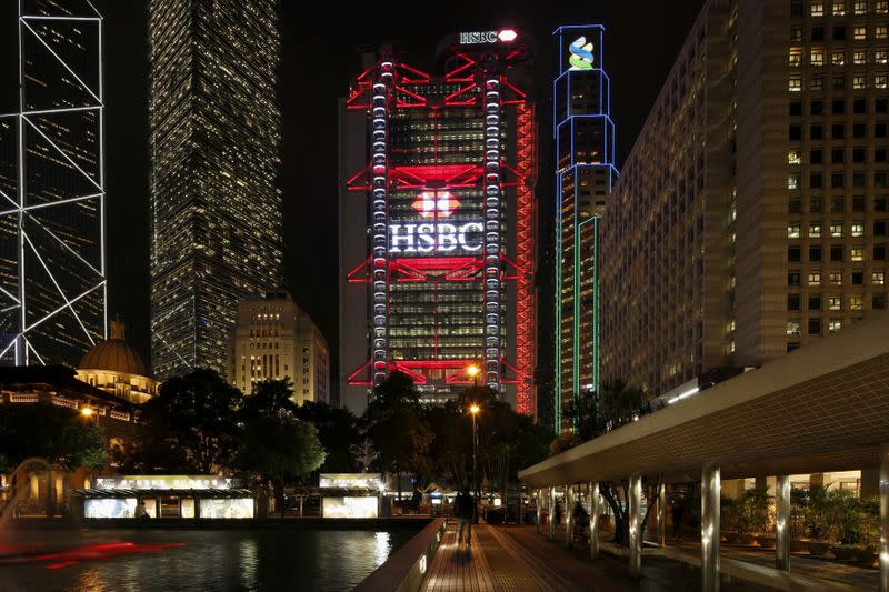 HSBC denies Chinese media reports that it 'framed' Huawei