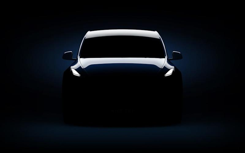 The Model Y electric SUV will be at 8pm in Los Angeles, which is 3am tomorrow morning UK time