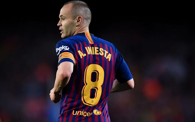 "Andres Iniesta brought an end to his incredible career at Barcelona on Sunday evening, captaining his side to a 1-0 win over Real Sociedad at the Nou Camp. Iniesta joined the club as a 12-year-old, progressing through the ranks at La Masia before making his debut under Louis van Gaal in 2002. Under Pep Guardiola he made the step up into football's elite, going on to win nine La Liga titles and four Champions Leagues, in addition to two European Championships and a World Cup victory with Spain. With Barcelona in control of the match at 1-0, the midfielder was substituted in the 81st minute, leaving the pitch to a standing ovation and handing the captain's armband to Lionel Messi. Tears in his eyes, the 33-year-old made his way to the bench watched on by former teammate Xavi in the stand, to be congratulated by manager Ernesto Valverde and the rest of the Barca team on the substitutes bench. Credit: AFP Iniesta announced his decision to leave the club in April and is expected to make a lucrative move to China. ""My time at Barça ends here because I know how demanding the club is and what it means to be captain of the best team in the world,"" said Iniesta. ""I wanted to be honest with myself and the club. Andres Iniesta bids farewell to Barcelona as he his substituted in their final league game of the season against Real Sociedad. https://t.co/EK0FDyiDFX— Sky Sports Football (@SkyFootball) May 20, 2018 ""It is difficult to say goodbye to what has been my home and life but I'd never forgive myself if I stayed here without being fully up to it physically or mentally. ""It was never easy to leave my family when I was just 12. It was a hard journey, but all that sacrifice was worth it because my dream of being a success at Barça came true."" Iniesta hands the captain's armband to Messi Credit: REUTERS Ex-teammate Xavi wrote a letter for Iniesta before the match. Andres is for me the most talented player in the history of Spain, that I have seen anywhere He has a spectacular amount of talent. If we talk about the person, I wouldn't know where to start. He is admirable in all senses, an example for others and the personification of a team player. Xavi and Iniesta lifting the Copa Del Rey together in 2015 Credit: AP He is a leader on the pitch, who always wants the ball. Do you know the importance of that? When many don't want the ball anywhere near them because there is no way out, he asks for it. He always wants the ball. He is a blessing for his team-mates. This is what it means to have personality, to be a real leaders. A quiet leader, but an authentic leader. Iniesta's team mates have the last word#infinit8iniestapic.twitter.com/p2keqRdkZK— FC Barcelona ���� (@FCBarcelona) May 19, 2018 To watch him play was spectacular. What you imagined outside of the pitch, he did on it. It seemed at times as though he could hear your thoughts. We never spoke much on the pitch in over 10 years playing together. It wasn't necessary. We understood each other with a look. Look at how he is loved across the world. Soon you will really know and appreciate what you have done for football, my friend, Andres. A goal by Philippe Coutinho won the match for Iniesta's Barcelona, the ex-Liverpool player having been signed as a potential long-term replacement for Barca's talisman. His stunning strike from 25 yards was worthy of winning any game but filling the gap left by Iniesta, one of the greatest players in Spanish football history, is surely impossible. Mi último partido con mi gente. Muchas emociones pero orgulloso de vivir un momento así. Siempre Barça! ����— Andrés Iniesta (@andresiniesta8) May 20, 2018 ""I'd like to be remembered for being a great footballer and a great person,"" said Iniesta. ""I have tried to represent the club as well as it deserves and I hope I managed to do that."""
