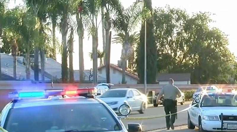 The man shot dead his wife and four men in Bakersfield in Southern California. Source Reuters