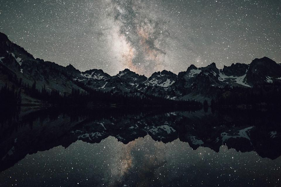 "<p><strong>Best thing to do in Idaho:</strong> Enjoy pure, unobstructed stargazing</p> <p>Nearly 80 percent of North Americans live in areas where light pollution obscures most of the night sky. If you fall into that category, you may want to consider heading to central Idaho. In December 2017, the state became home to the U.S.'s <a href=""https://www.cntraveler.com/story/idaho-may-soon-be-home-to-the-first-dark-sky-reserve-in-the-us?mbid=synd_yahoo_rss"" rel=""nofollow noopener"" target=""_blank"" data-ylk=""slk:first-ever dark sky reserve"" class=""link rapid-noclick-resp"">first-ever dark sky reserve</a>, a designated area that provides a pristine view of the cosmos. The reserve is 300 miles southeast of Boise, spanning 1,400 square miles of Blaine County, Custer County, and surrounding areas.</p>"