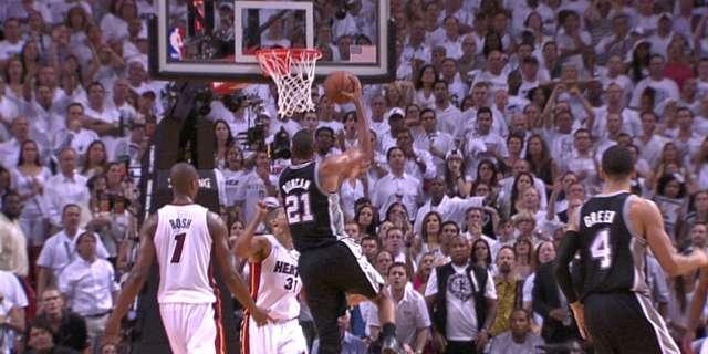 Tim Duncan: 'Game 7 is always going to haunt me'