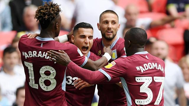 Derby County paid the price for poor defending as Aston Villa beat them 2-1 in the play-off final to secure their Premier League return.
