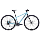 """<p><a class=""""link rapid-noclick-resp"""" href=""""https://go.redirectingat.com?id=127X1599956&url=https%3A%2F%2Fwww.evanscycles.com%2Fpinnacle-lithium-3-2020-women-s-hybrid-bike-EV339942&sref=https%3A%2F%2Fwww.womenshealthmag.com%2Fuk%2Fgym-wear%2Fg32740535%2Fbest-bikes%2F"""" rel=""""nofollow noopener"""" target=""""_blank"""" data-ylk=""""slk:CHECK STOCK"""">CHECK STOCK</a></p><p><strong>Price: </strong>£490 </p><p>This bestselling hybrid bike is designed to truly do it all – with elements of a mountain bike and touring or city bike, it's a versatile all-rounder that's a popular choice for commuters. Pro: suitable for m0st terrains. Con: it's been *so* popular that it's not in stock until August. </p><p><strong>Number of gears: </strong>3x8 Speed Drivetrain gears offer fast, reliable shifting</p><p><strong>Frame: </strong>6061-T6 heat treated alloy frame</p><p><strong>Back in stock: </strong>August</p>"""