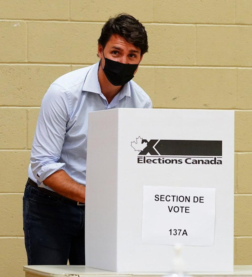Canada Election (The Canadian Press)