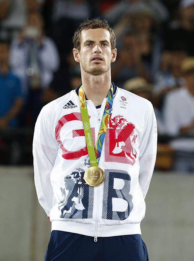 <p>Professionista dal 2005, Murray ha vinto due volte a Wimbledon, un US Open, una coppa Davis e due medaglie d'oro olimpiche (foto: Getty Images) </p>