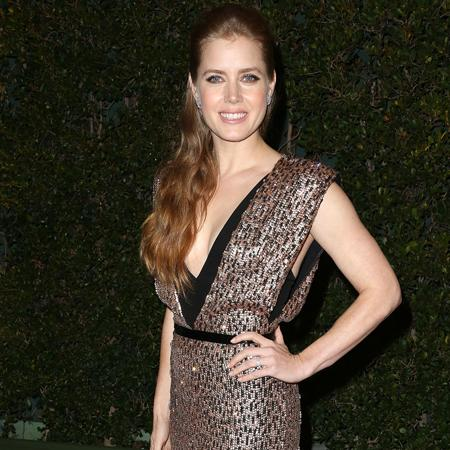 Amy Adams: J-Lo looks amazing