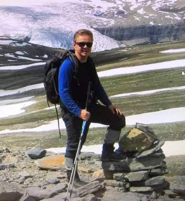 Andriy Fendrikov is believed to be in Manning Park after he was reported missing earlier this week. (Vancouver Police Department/Twitter - image credit)
