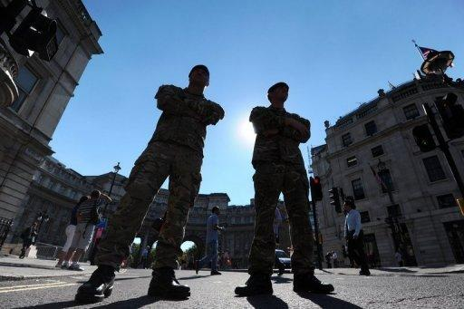 The deployment takes the extra troops brought in for the Olympics to 4,700