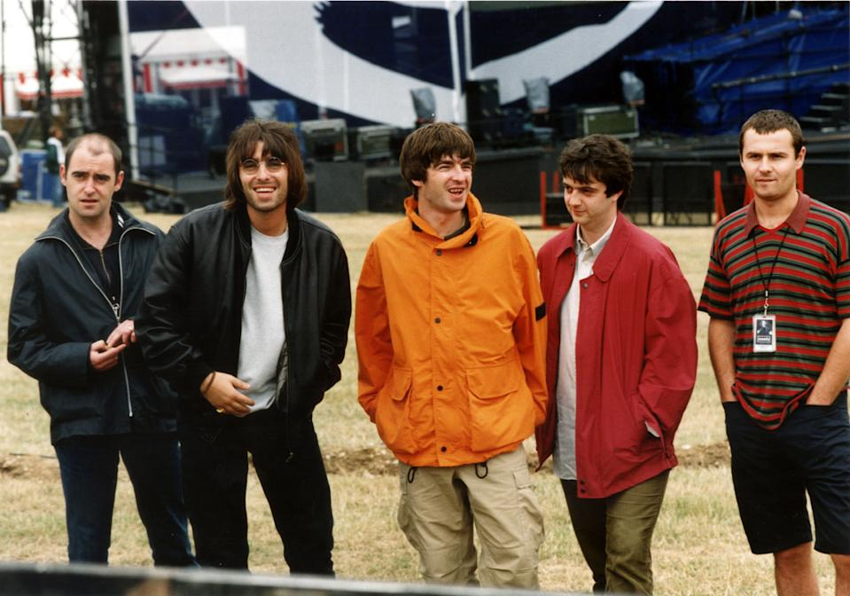 Noel and Liam Gallagher are producing a documentary about Oasis' Knebworth gigs. (Photo by Stefan Rousseau - PA Images/PA Images via Getty Images)