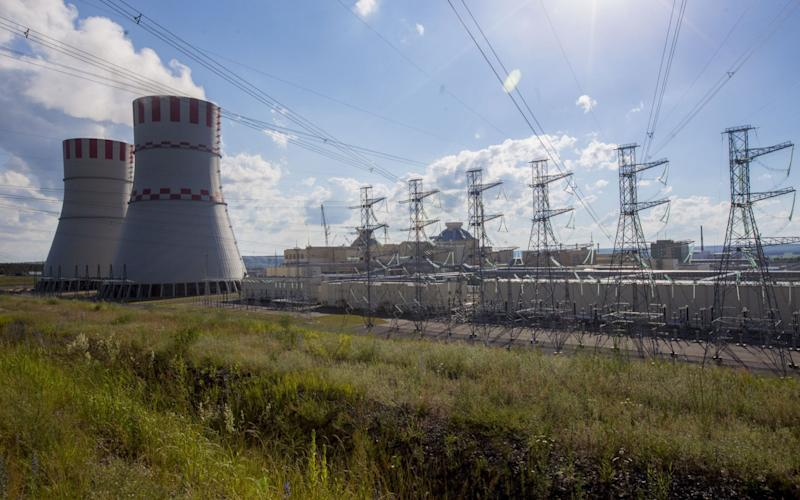 An accident may have happened at a nuclear facility in Russia or Kazakhstan - Anadolu