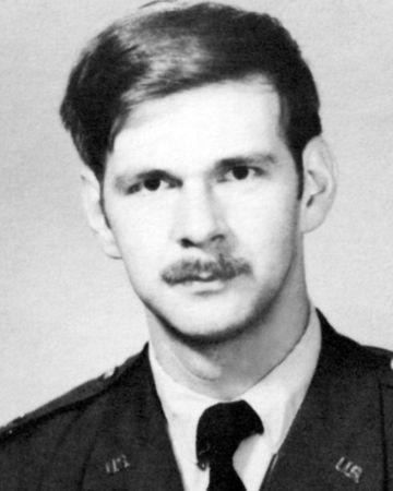 U.S. Army Medical Corps retired Lt. Colonel John Hagmann is seen in a 1980 handout file photo provided by his former employer, the U.S. Military's Uniformed Services University of the Health Sciences.  REUTERS/Uniformed Services University of the Health Sciences Handout via Reuters