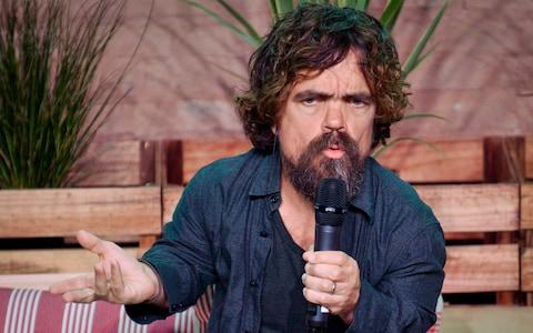 Peter Dinklage - Credit: Getty Images