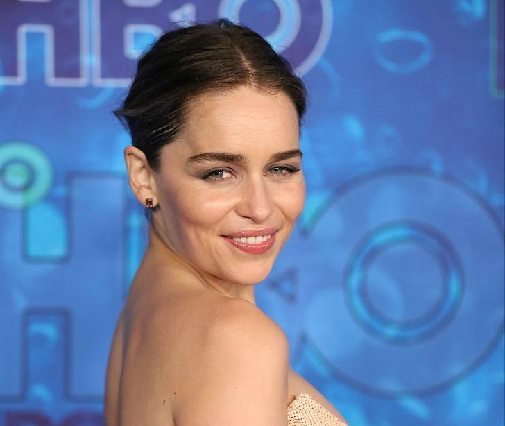 Emilia Clarke's new $4.6 million dollar house is GORGEOUS, by the way