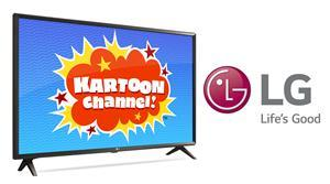 Genius Brands International (NASDAQ: GNUS) continues to expand the footprint of its premiere children's entertainment destination, Kartoon Channel! with with its second television manufacturer, LG Electronics USA, to offer Kartoon Channel! for free across all LG Smart TVs, effective immediately. Kartoon Channel! and Kartoon Classroom! now reaches nearly 100% of all U.S. television households and available on over 300 million devices.